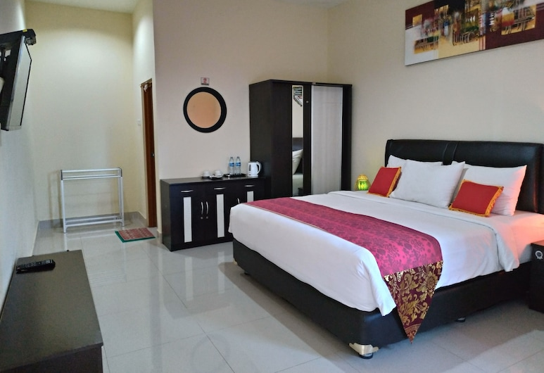Beji Ayu Homestay, Seminyak, Deluxe Double Room, Guest Room