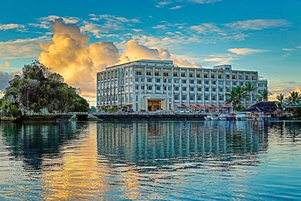 Palau Vacation Hotel Malakal Island