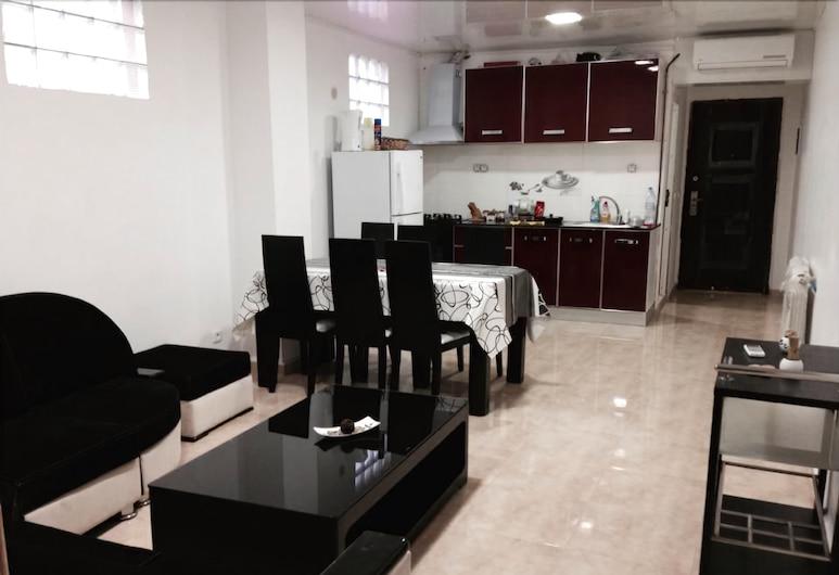 Résidence Fort-de-l'Eau, Alger, Lägenhet - 1 sovrum - pentry, Vardagsrum
