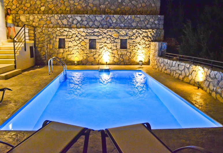 Katerinas Village, Lefkada, Villa, Private Pool (3), Terrace/Patio