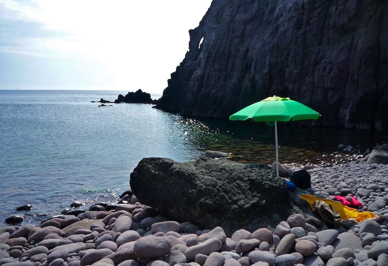 Poecylia Resort, Carloforte, Beach