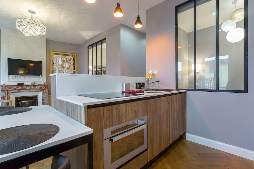 Family Apartment, Ensuite (Les toits du Vieux Lyon) - Bathroom