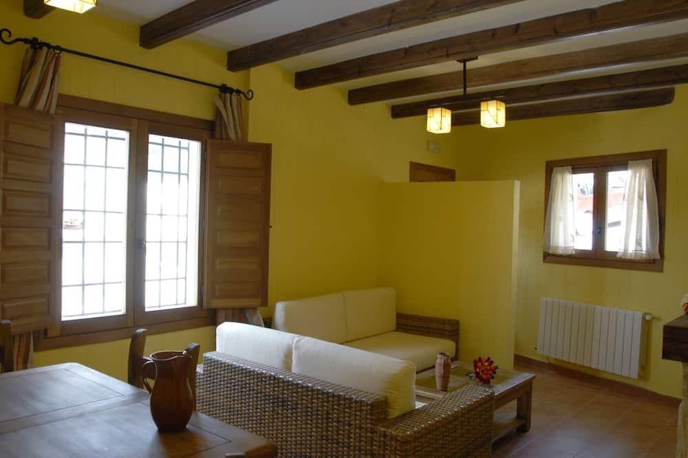 Traditional-huoneisto - Olohuone