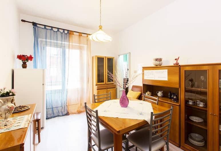 문 하우스 아이오사르데냐 칼리아리, 칼리아리, 싱글룸, 공용 욕실, 거실