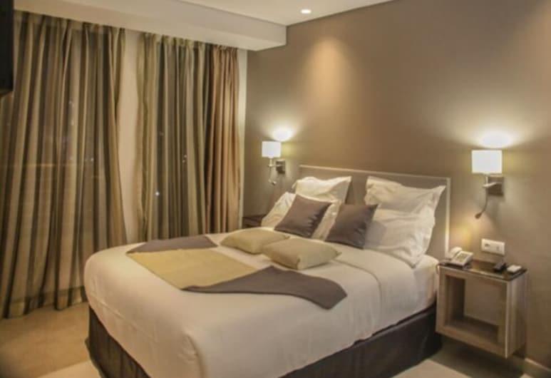 Hotel Selton, Kinšasa, Standarta divvietīgs numurs, Viesu numurs