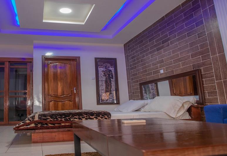 Hotel Les Mamelles, Dakar, Deluxe Suite, 1 Bedroom, Guest Room