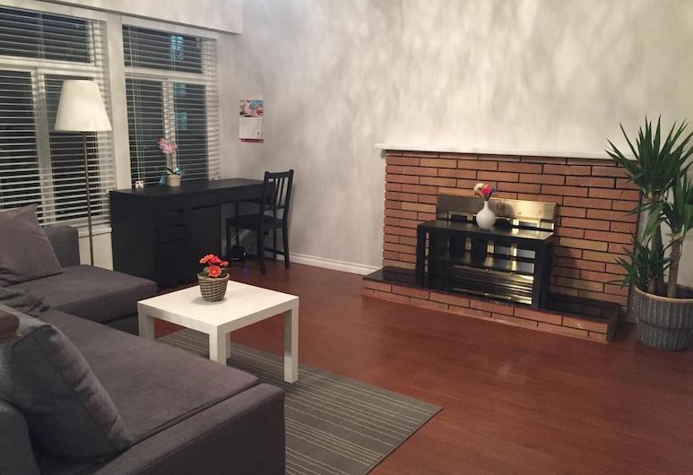 Edmond Home, Burnaby, Living Room