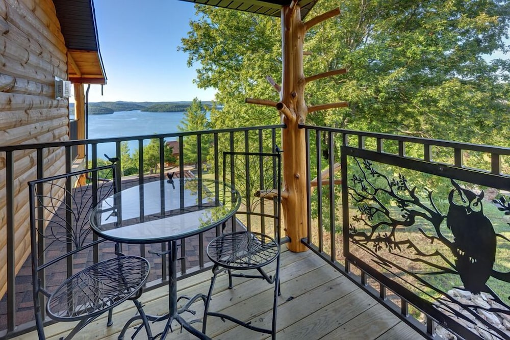 ar cabins in us lake forest eureka area beaver on wilderness rentals log home luxury rental springs vacation