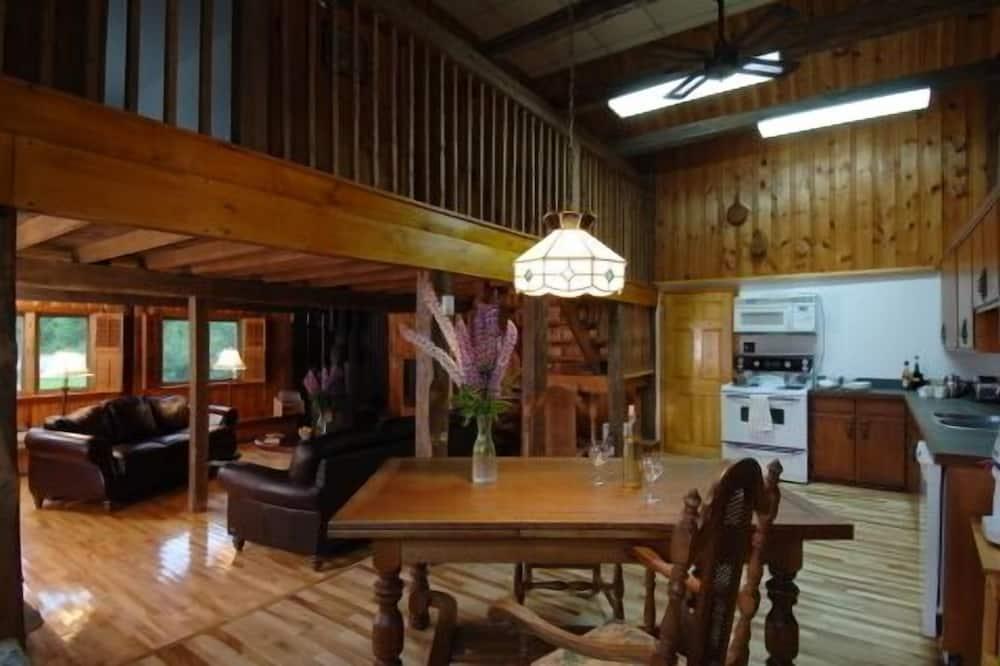 Maison, 4 chambres, vue fleuve - Cuisine privée