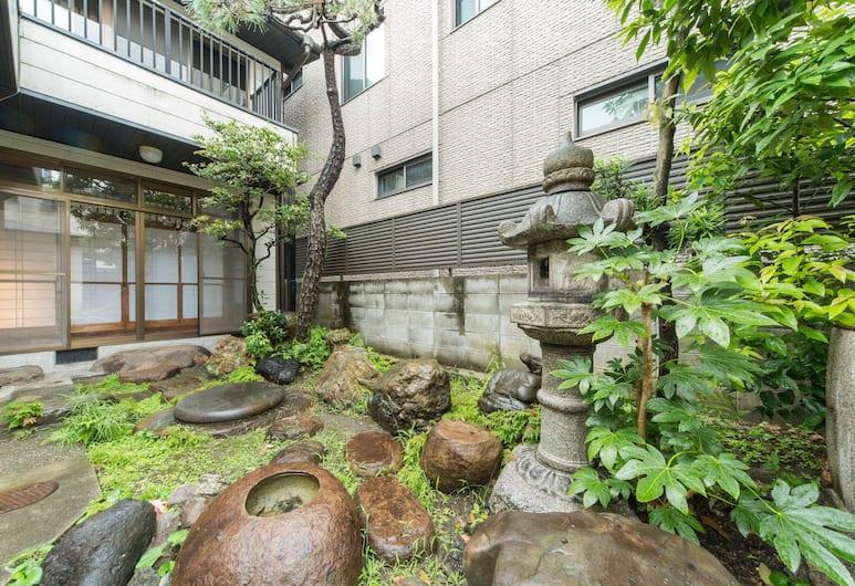 アート町家 – BnA MACHIYA Kyoto, 京都市, 庭園