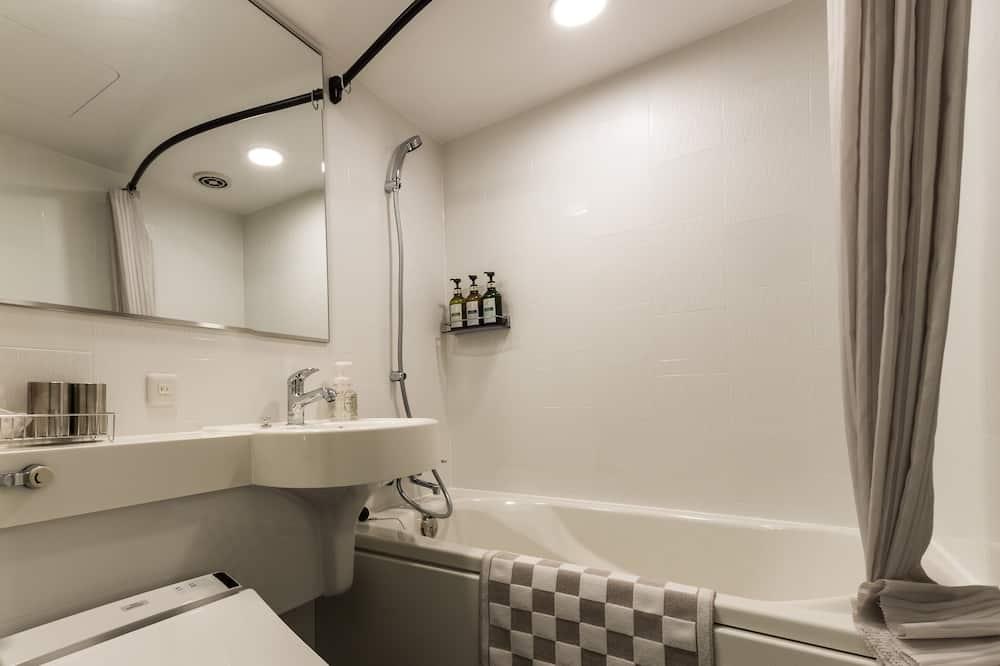 モダレットダブルルーム (2名様利用) - バスルーム