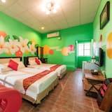 Habitación cuádruple (Colourful) - Servicios de la habitación