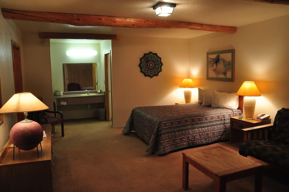 Paaugstināta komforta luksusa numurs, divas guļamistabas - Viesu numurs