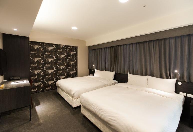 Fairytale YiSu Hot Spring Hotel, Jiaoxi, Familien-Vierbettzimmer, Zimmer