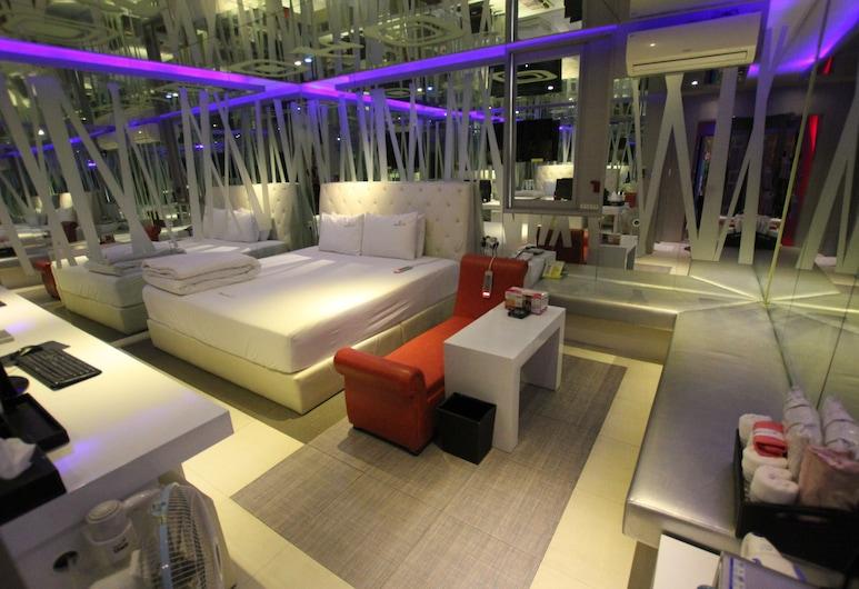 V1 Hotel, Busan, Deluxe Room, Guest Room