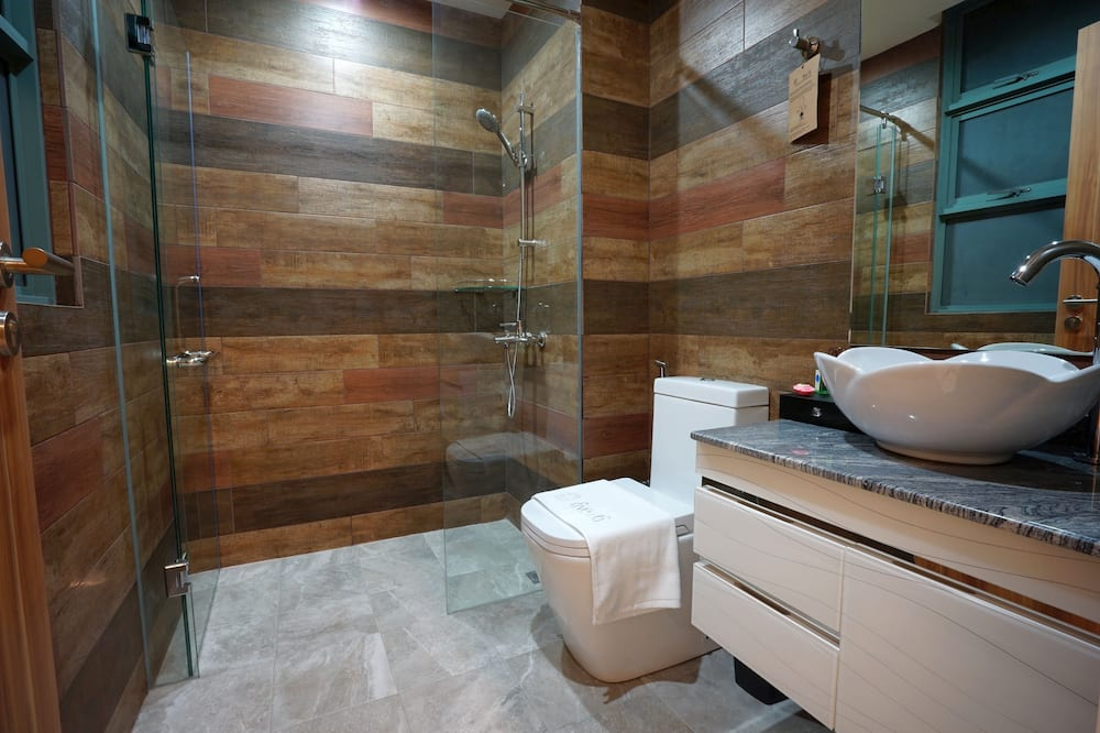 Superior Twin - Vonios kambarys