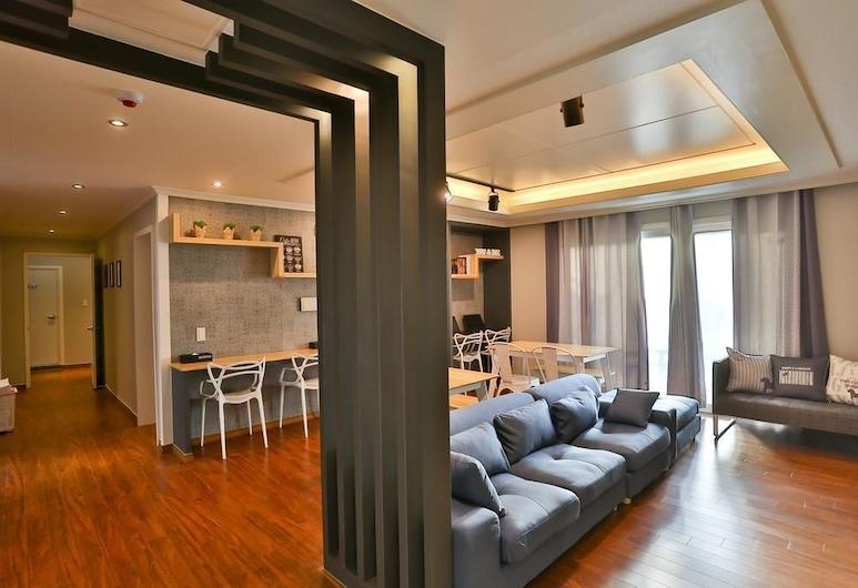 EZSTAY Nampo, Busan, Living Room