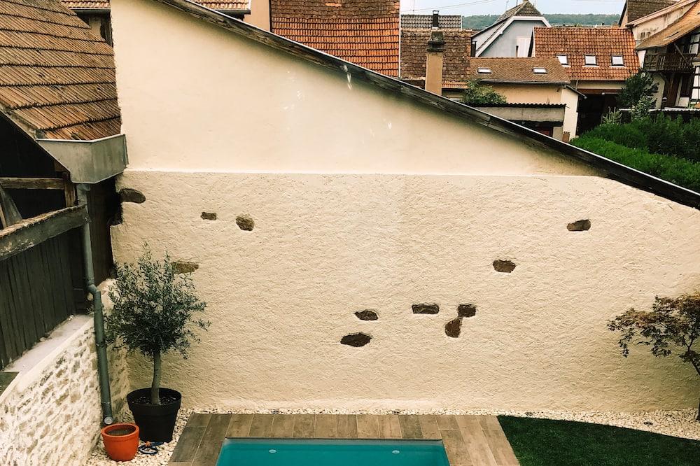 Apartmán typu Comfort, súkromná kúpeľňa - Bazén
