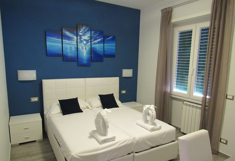 Pianeta Roma, Rome, Deluxe Double or Twin Room, Guest Room