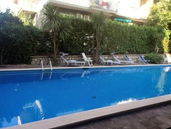 Gambar The Pool House Suite di Sorrento