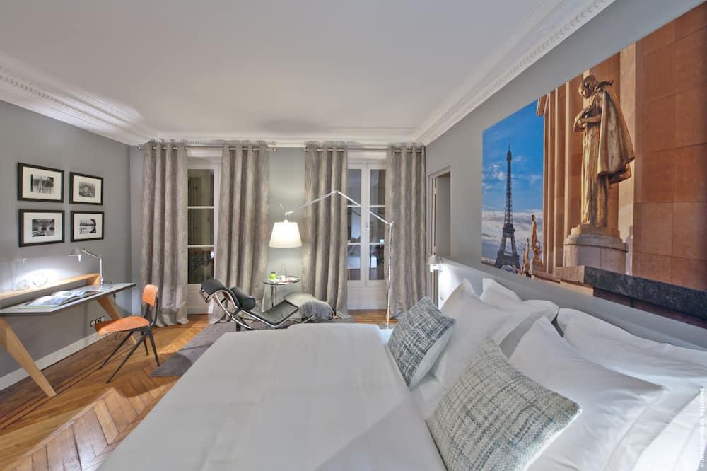 Izba typu Premium s dvojlôžkom alebo oddelenými lôžkami - Hosťovská izba