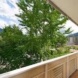 Apartmán, balkón - Balkón