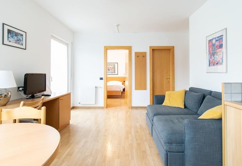 Residence Isarcus, Brixen, Apartment, Balkon, Zimmer