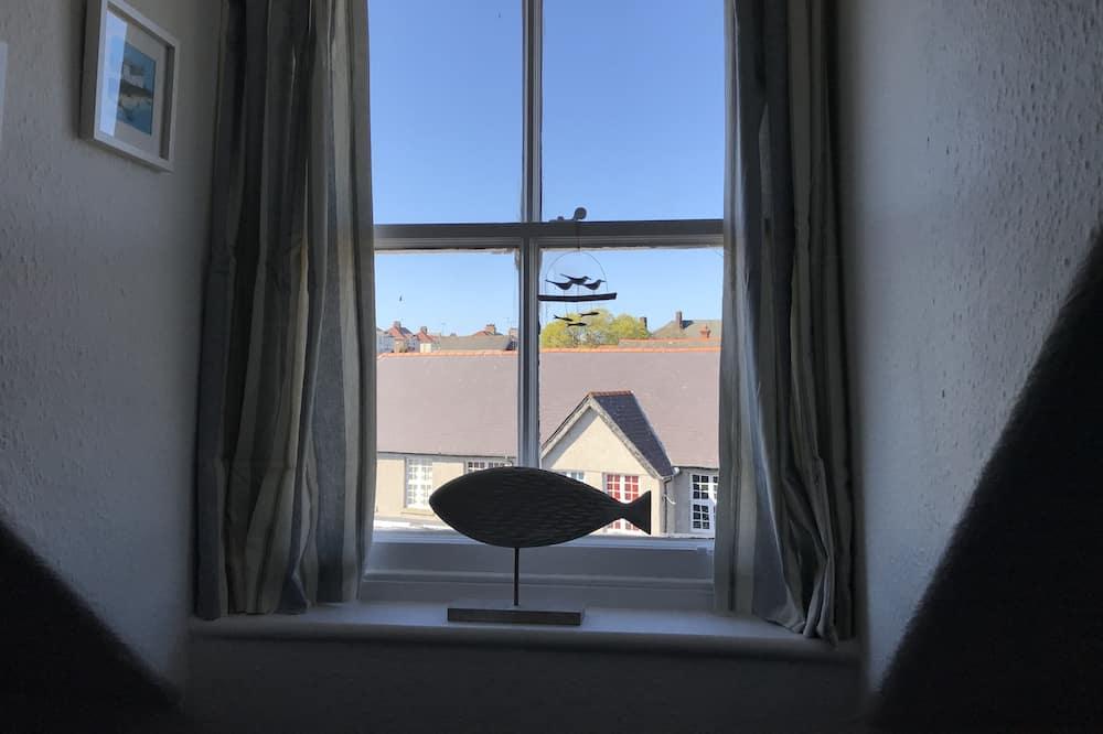 Standard szoba kétszemélyes ággyal, fürdőszobával (Aberdovey) - Kilátás a hotelből