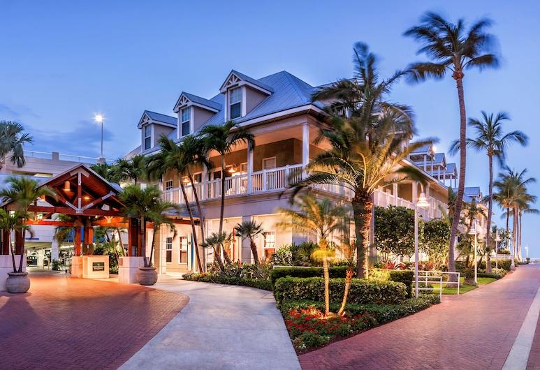 Margaritaville Key West Resort & Marina, Key West, Hotel Front – Evening/Night