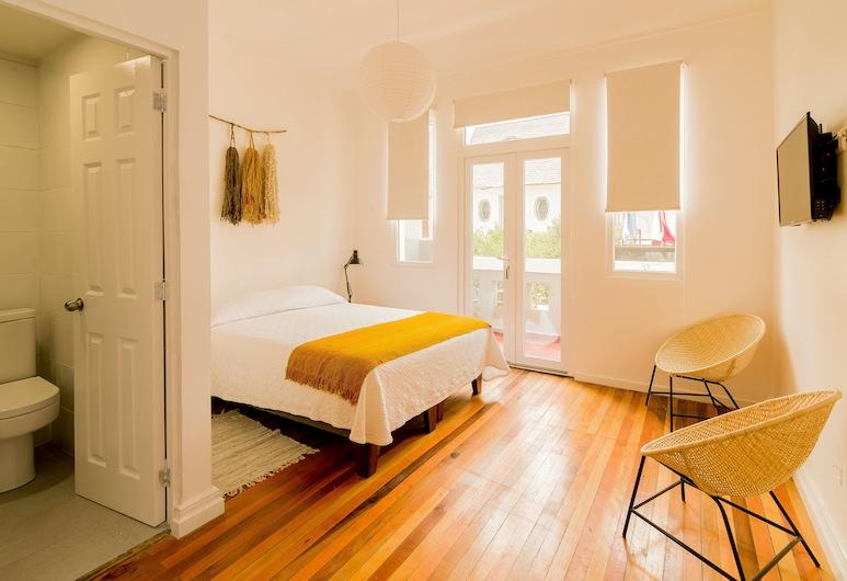 Casa Baquedano, Santiago, Dvojlôžková izba typu Superior, Balkón