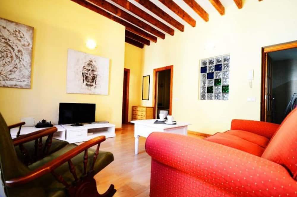 Appartement Familial, 2 chambres - Salle de séjour