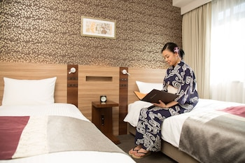 大阪、心斎橋グランドホテル大阪の写真