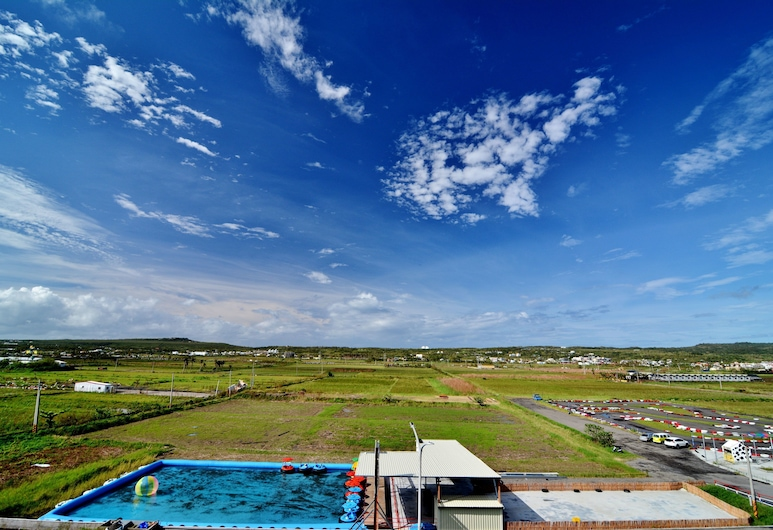 Mulininn, Hengchun, Vista Aérea