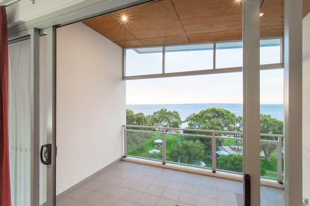 Executive penthouse, 3 spavaće sobe, pogled na ocean - Balkon