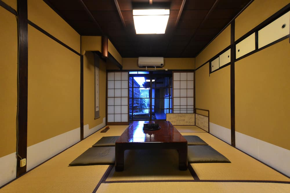 Machiya Room(Private Vacation Home) - Living Area