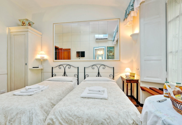 西皮翁尼套房酒店, 羅馬, 雙人或雙床房, 客房