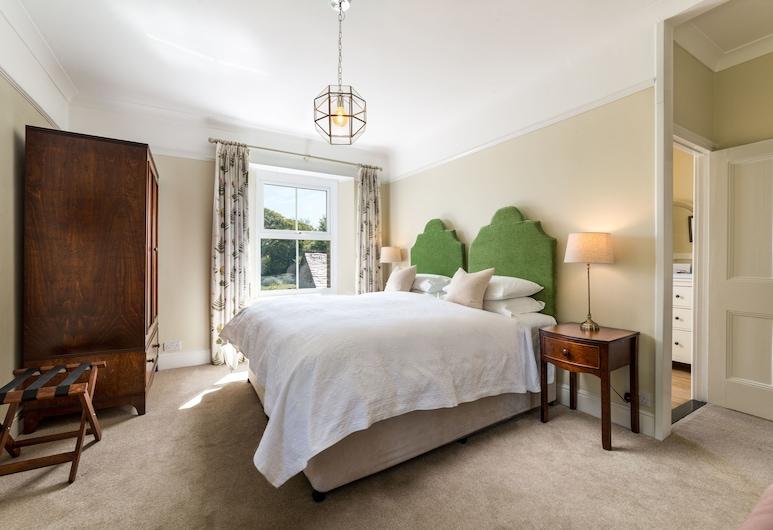 Trewint Farm, Bodmin, Double or Twin Room, Ensuite (Room 1), Guest Room