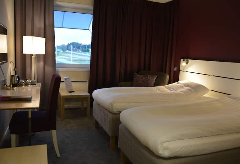 Hotel Entré Norr, Umea, Doppelzimmer, Zimmer