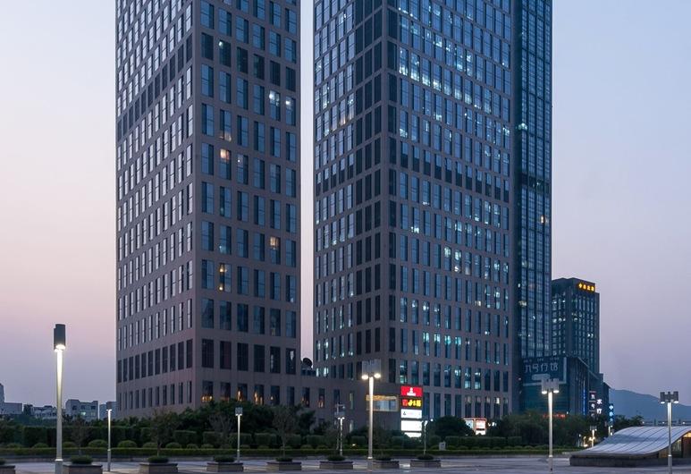 廣州易成酒店服務公寓 - 中匯廣場店, 廣州市
