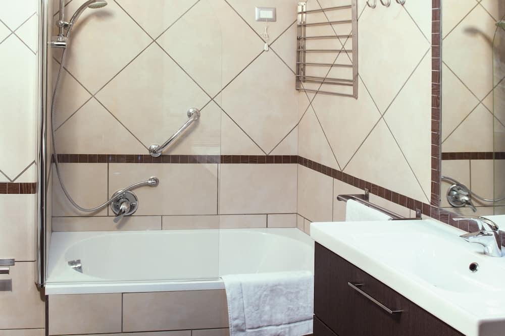 Studio apartman (Maxi) - Kupaonica