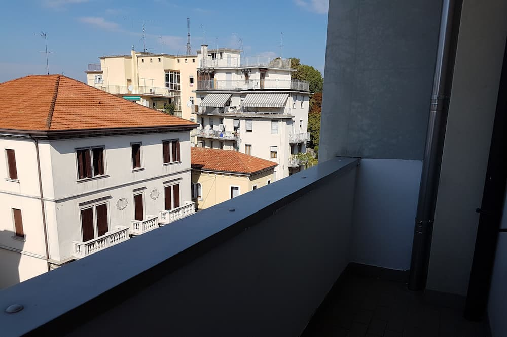 Habitación cuádruple, baño compartido - Terraza o patio