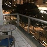 Apartamento Superior Familia  Varanda 403  pool view  - Balcony