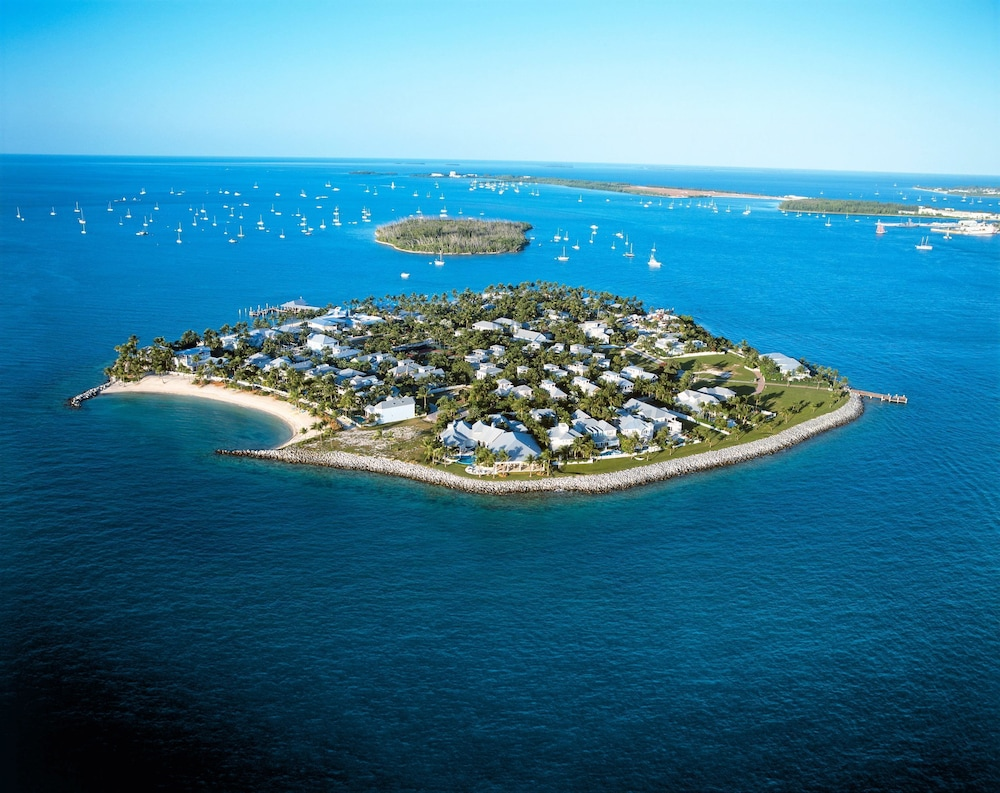 Sunset Key Cottages West Aerial View