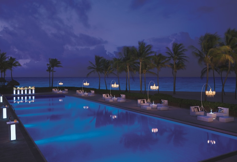 Dreams Tulum Resort & Spa - Optional All Inclusive, Tulumas, Lauko baseinas