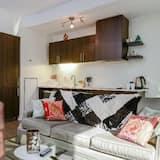 Loft, 1 Bedroom - Living Room