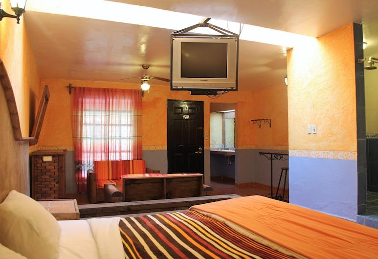 Hotel Hacienda, Pačuka, Pusluksusa numurs, 1 divguļamā karaļa gulta, Viesu numurs