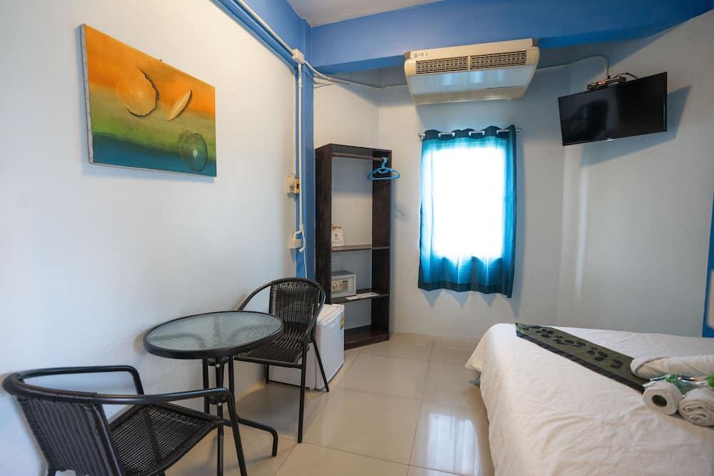 Comfort Double Room with Private Bathroom - Odada Yemek Servisi