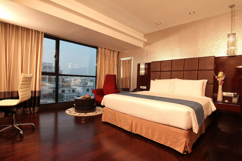 Executive Double Room, City View - City View