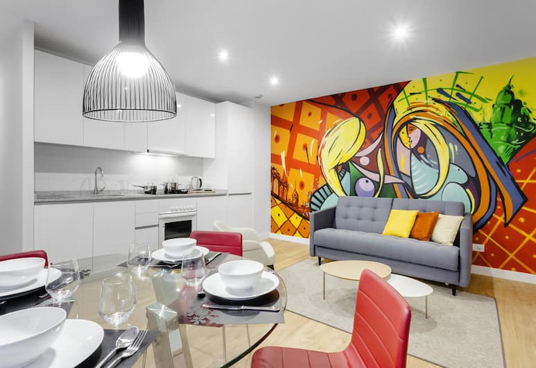 Home Art Apartments, Madrid