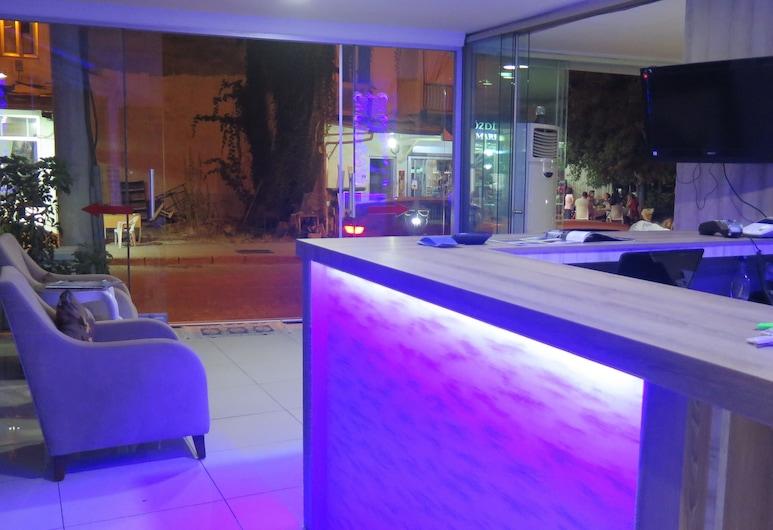Lidya City Hotel, Fethiye, Entrada do Hotel
